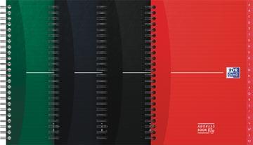 Oxford OFFICE Essentials addressbook, 144 bladzijden, ft A5