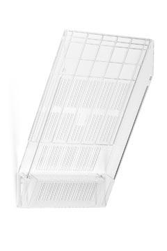 Toebehoren voor Flexiboxx uitbreiding voor Flexiboxx ft A4, transparant, 1 onderverdeling A4, ft 34 x ...
