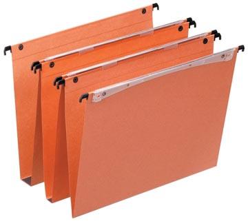 Esselte hangmappen voor laden Uniscope tussenafstand 330 mm, bodem 15 mm, met haken en knopen