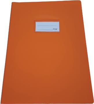 Bronyl schriftomslag ft 21 x 29,7 cm (A4), oranje