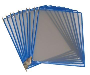 Tarifold tas t-display blauw