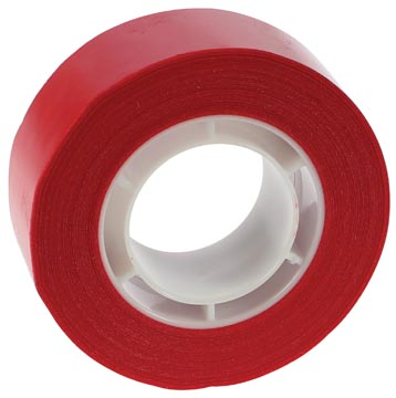 Apli plakband ft 19 mm x 33 m, rood