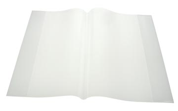 Schriftomslag ft 23 x 30 cm, kristal