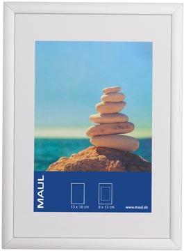 Maul aluminium fotolijst, ft 13 x 18 cm