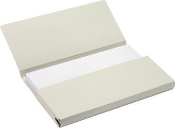 Jalema Secolor Pocketmap voor ft A4 (31 x 23 cm), grijs