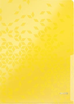 Leitz WOW L-map A4, uit PP, geassorteerde kleuren