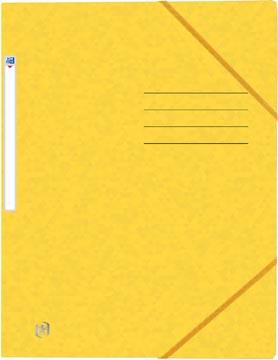 Elba Oxford Top File+ elastomap, voor ft A4, geel