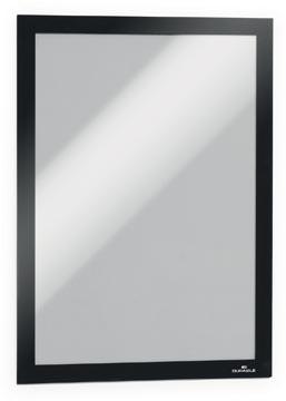 Durable Duraframe A4 zwart, in ophangbare etui