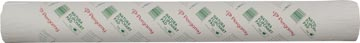 Pergamy flipchartpapier Natura, gerecycleerd, ft 65 x 98, geruit, rol met 50 blad