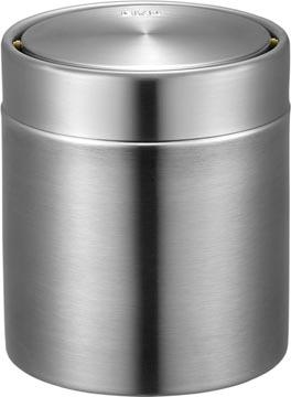 Eko tafelafvalbak RVS mat, 1,5 liter