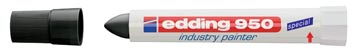 Edding Industry Painter e-950 zwart