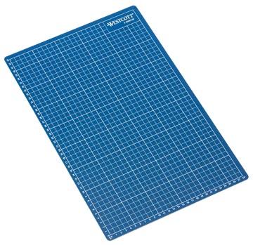 Westcott snijmat blauw ft A3