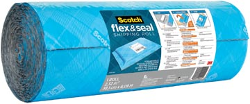 Scotch verpakkingsrol Flex & Seal, ft 38 cm x 6 m