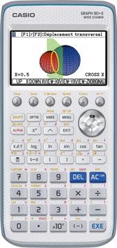 Casio grafische rekenmachine Graph 90+E