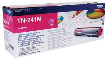 Brother toner, 1.400 pagina's, OEM TN-241M, magenta